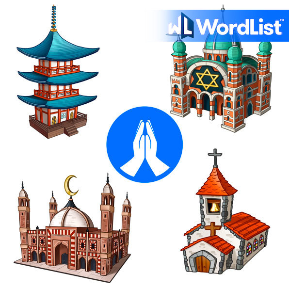 Religious Buildings or Places